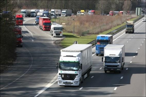 Vrachtwagens begaan 30 overtredingen per dag