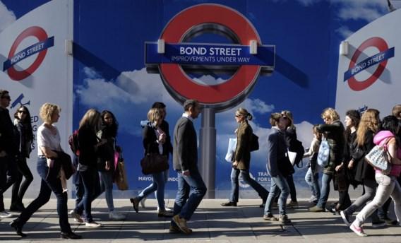 Londen ontsnapt aan nieuwe metrostaking