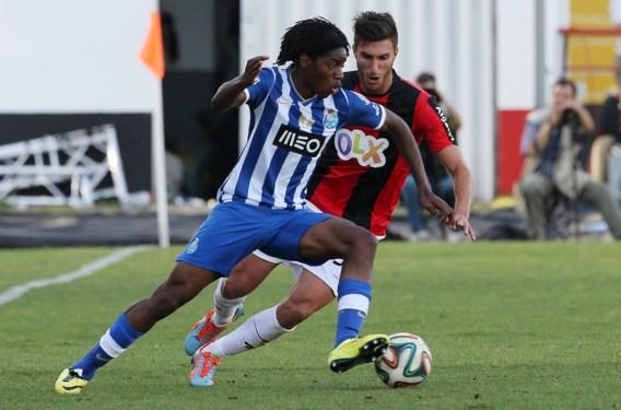 Porto geeft jonge, Belgische spits speelkansen