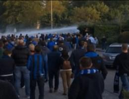 Rellen in Brugge: 2 agenten aangevallen