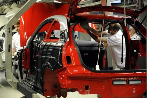 Audi Brussel produceert meer wagens