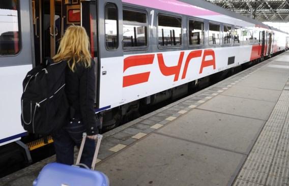 NMBS ontvangt 2,5 miljoen euro 'morele schadevergoeding' voor Fyra-debacle