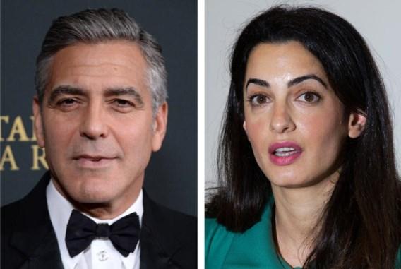 Vriendin van Clooney vertegenwoordigt vermoedelijke massamoordenaar