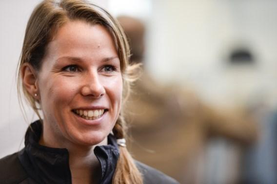 Hanna Mariën wordt 'personal trainer' bij David Bombeke