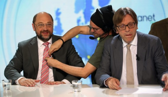 Debat kandidaat-voorzitters Europese Commissie wordt uitgezonden in 25 landen