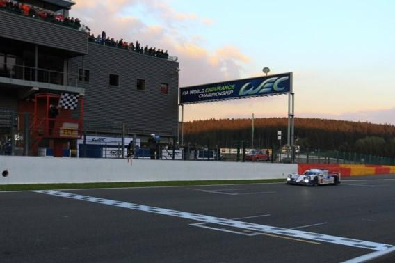 Amateurpiloot komt om op circuit Spa-Francorchamps