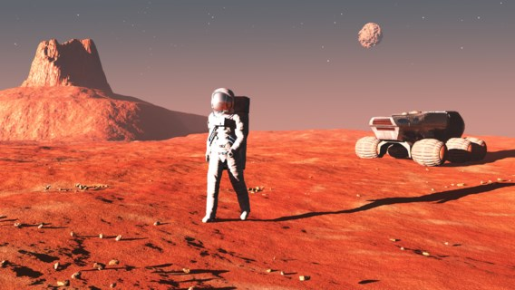Nog zes Belgen maken kans op enkele reis naar Mars