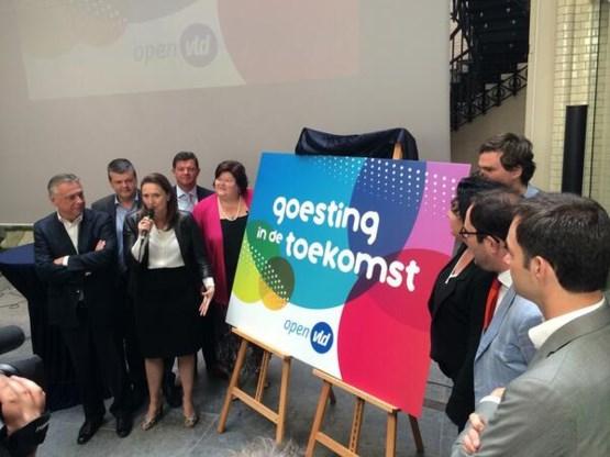 Open VLD heeft 'goesting in de toekomst'