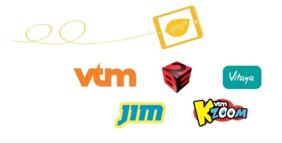Nu ook VTM en 2BE op Yelo TV
