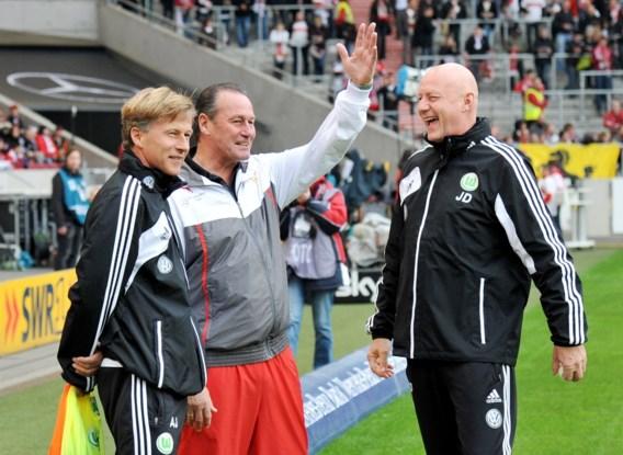 Trainer Huub Stevens vertrekt bij VfB Stuttgart