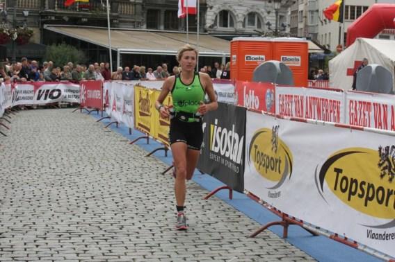 Sofie Goos en Bart Aernouts tweede in Spaanse Ironman