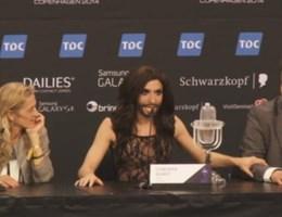 Conchita Wurst: 'Je kan ons niet stoppen, Poetin!'