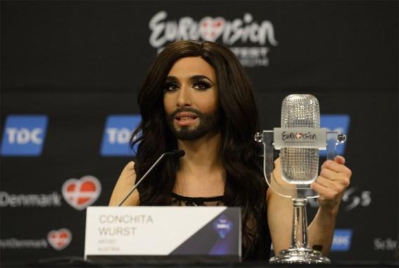 Zelfs Russen lusten Conchita Wurst