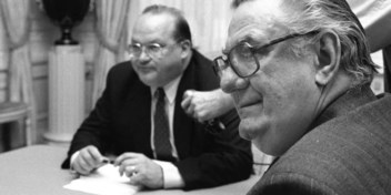 In beeld. Oud-premier Jean-Luc Dehaene