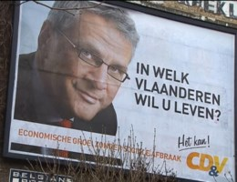 CD&V legt campagne stil tot zondag