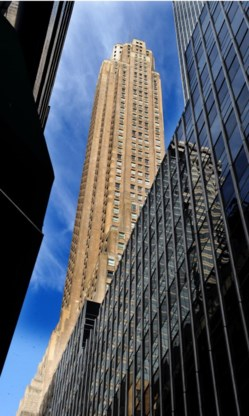 Pine Street 70 in Manhattan, deels eigendom van Ageas.