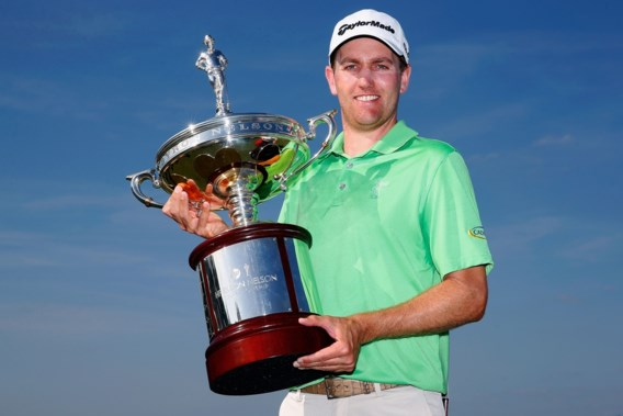 Amerikaan Brendon Todd wint in Irving