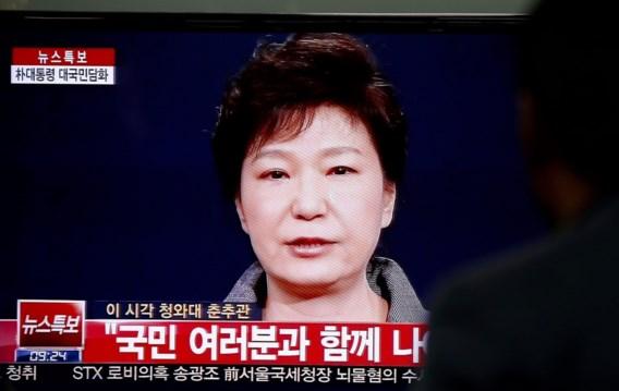 Zuid-Koreaanse presidente laat kustwacht ontbinden na ramp met ferry