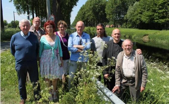 't Groot Gedelf en de Schipdonkcomités van Maldegem en Zomergem lieten de Vlaamse partijen kleur bekennen in het dossier van de verbreding van het Schipdonkkanaal.