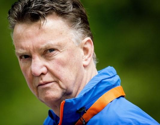 Van Gaal meteen hyperambitieus als nieuwe coach Manchester United