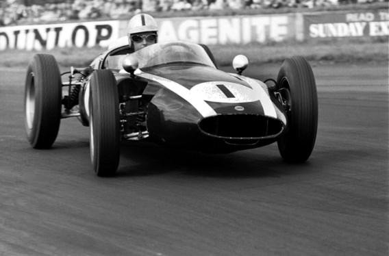 F1-legende Jack Brabham overleden