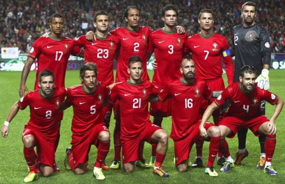 Geen Quaresma in definitieve WK-selectie van Portugal