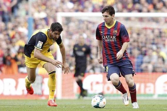 'Fans Barcelona willen af van Lionel Messi'