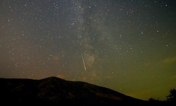 Vrijdagnacht tot 75 vallende sterren per uur