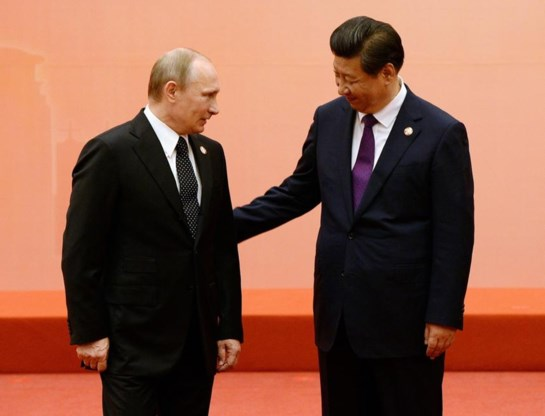 China en Rusland ondertekenen samenwerkingsakkoorden