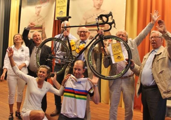 Zwevegem is 'Dorp van de Ronde' 2015