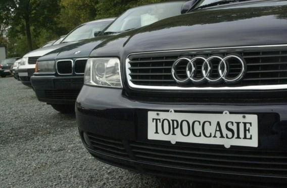 Verbod op cash treft exporteurs occasiewagens