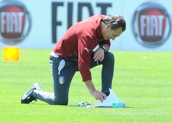 Italiaanse bondscoach mikt 'op finaleplaats'