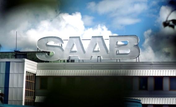 Saab schort productie auto's tijdelijk op