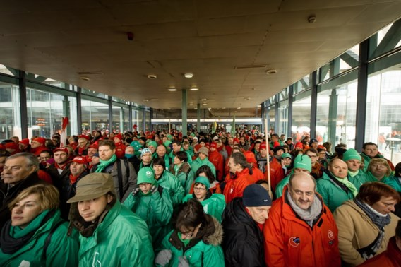 Vakbonden maken zich klaar voor actie