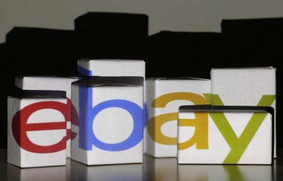 eBay gehackt: 'wijzig uw wachtwoord'