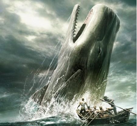 Moby Dick heeft nooit geweten hoe kapitein Ahab smaakte.