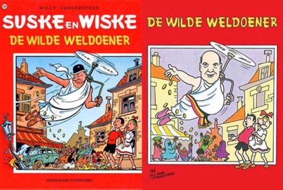 Rechter moet oordelen over 'Suske en Wiske'-parodie van Vlaams Belang