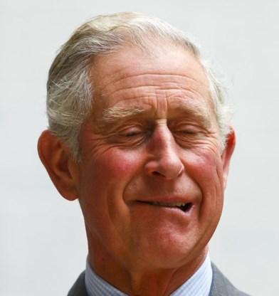 Kroonprins Charles.