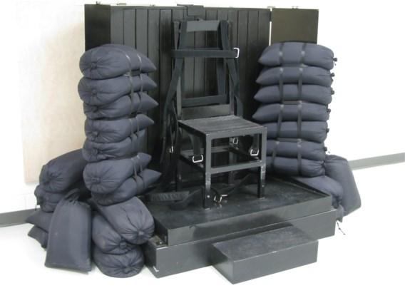 Tennessee haalt de elektrische stoel weer boven