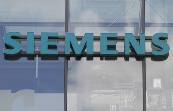 Vakbond houdt acties bij Siemens in Duitsland