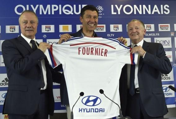 Hubert Fournier is de nieuwe coach van Lyon