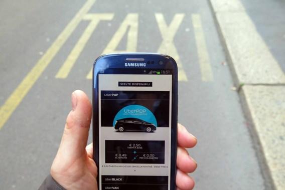 Taxi-app Uber wil waarde verhogen tot 12 miljard dollar