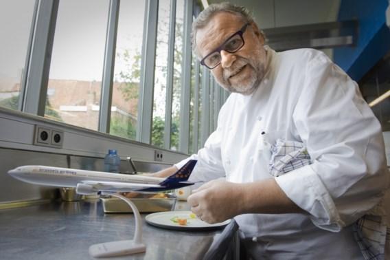 Sterrenchef Geert Van Hecke leert gedetineerden koken