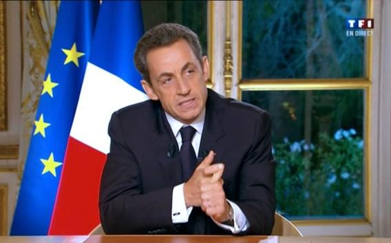 Sarkozy wil wegen op Europese verkiezingen