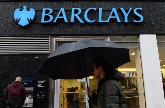 Barclays krijgt boete voor manipulatie goudprijs