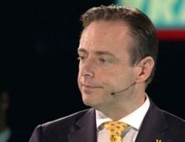 Vervelende vraag voor De Wever: 'Wil de N-VA België splitsen?'