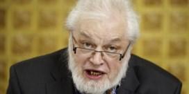 Jean-Pierre Van Rossem ontbindt partij: 'Beschamend resultaat'