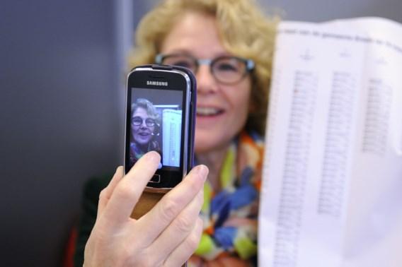 Vrederechter: 'Boete voor stemfie? Kan niet'