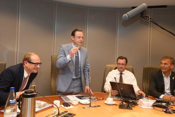 Bart De Wever ontvangt dinsdag Vlaamse partijvoorzitters