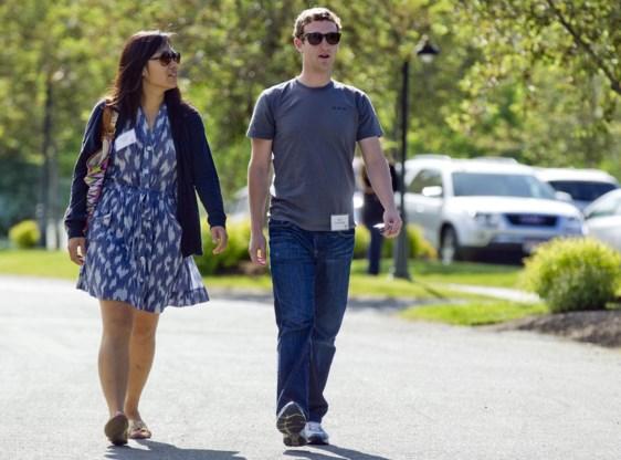 Topman Facebook schenkt 120 miljoen dollar aan scholen